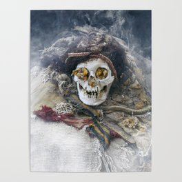 The Beauty of the Long-Dead Poster