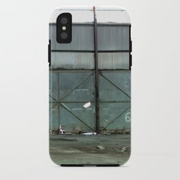 Empty Warehouse iPhone Case