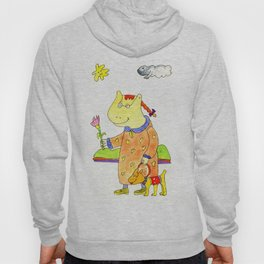 Barby and Candy Hoody