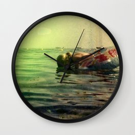 Seabed Wall Clock