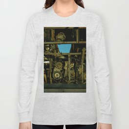 Engine that could Long Sleeve T-shirt