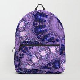 Deluxe lavender indulgence mandala Backpack