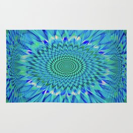 Hypnotix #1 Optical Illusion Rug