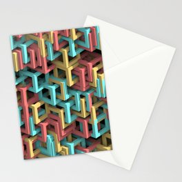 Complex 1A Stationery Cards