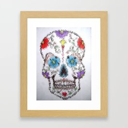 Watered down Tequila Framed Art Print