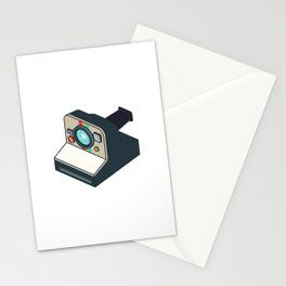 Retro Polaroid Stationery Cards