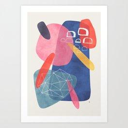 Auva Art Print