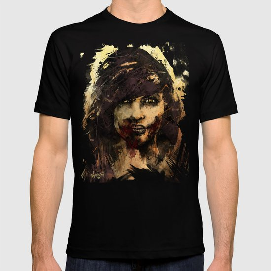 Female Zombie T-shirt
