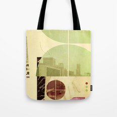 205 (Forensic Love Story) Tote Bag