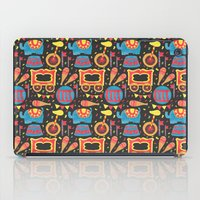 circus iPad Cases featuring Circus by haidishabrina