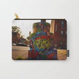 Soulard Party Gras Cake Carry-All Pouch
