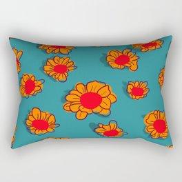 Spring Time Love Tropical Edition Rectangular Pillow