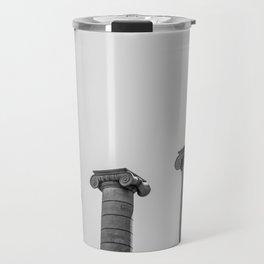 The Four Columns Travel Mug