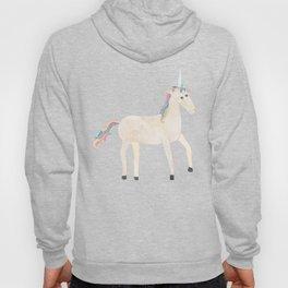 Unicorn Pattern on Pastel Purple Hoody