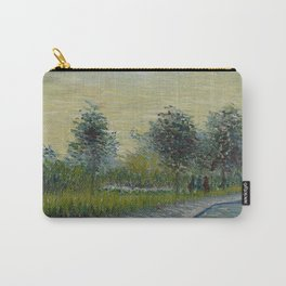 Square Saint-Pierre at Sunset Carry-All Pouch