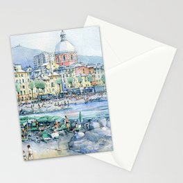 Pegli d'estate Stationery Cards