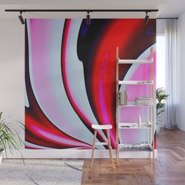 Abstract Fractal Colorways 02BPk Wall Mural