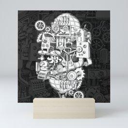 Hungry Gears Mini Art Print