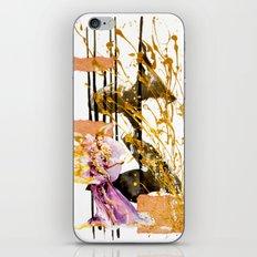 Goldengirl iPhone & iPod Skin