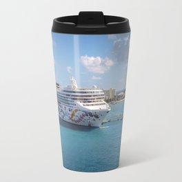 Norwegian Pearl - Ocho Rios Travel Mug