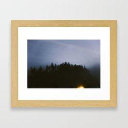 Grants Pass, OR Framed Art Print