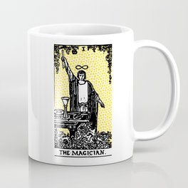Modern Tarot - 1 The Magician Coffee Mug