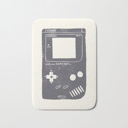 Game Boy Bath Mat