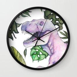 Dino Wall Clock