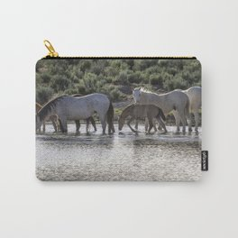 Reaching the Waterhole Carry-All Pouch