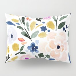 Sierra Floral Pillow Sham