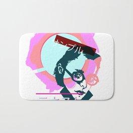 Vaporwave Fiance' Bath Mat