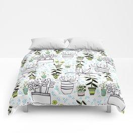 Urban Garden-Spring Comforters