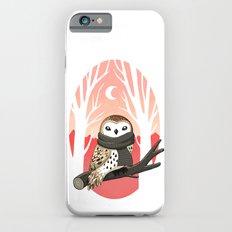 Winter Owl Slim Case iPhone 6