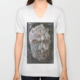Beyond Repair Unisex V-Neck