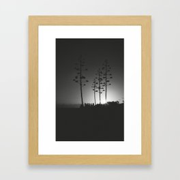 Cascais 4 Framed Art Print