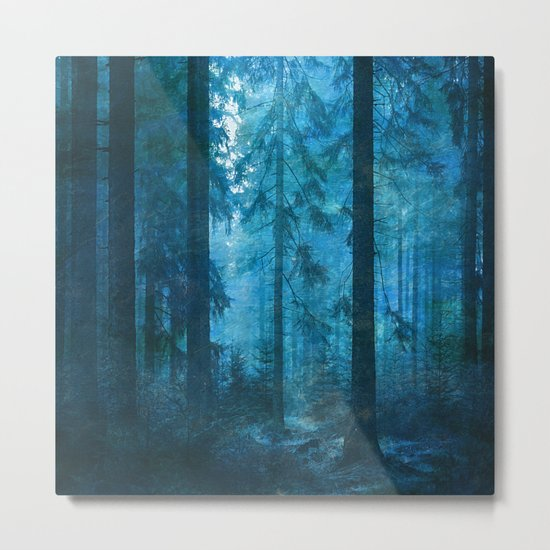Amazing Nature - Forest 2 Metal Print