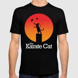 The Karate Cat T-shirt