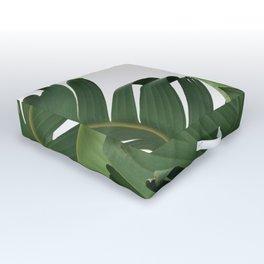 Minimal Banana Leaves Outdoor Floor Cushion
