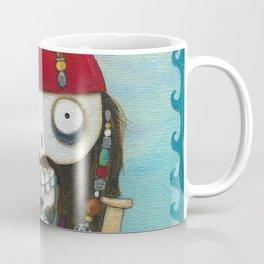 Captain Jacque Coffee Mug
