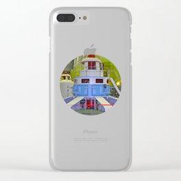 machine room HPP Clear iPhone Case
