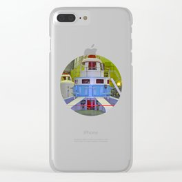 machine room HPP Clear iPhone Case