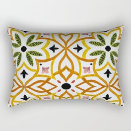 Obsession nature mosaics Rectangular Pillow