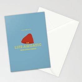 The Life Aquatic with Steve Zissou Beanie Poster Stationery Cards