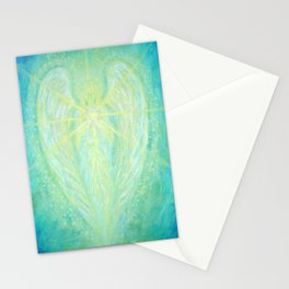 The Archangel Raphael - Angel of Healing Stationery Cards