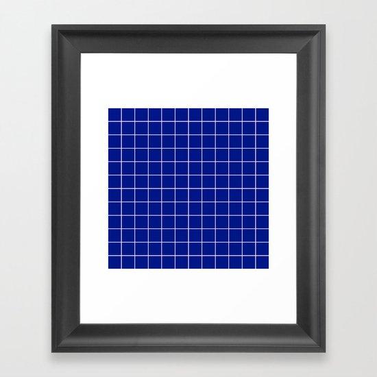 Sapphire Grid by circa78designs