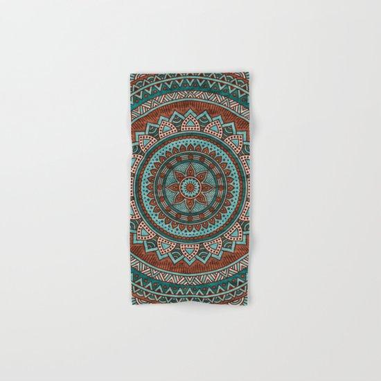 Hippie mandala 50 Hand & Bath Towel