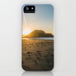 Back Beach iPhone Case