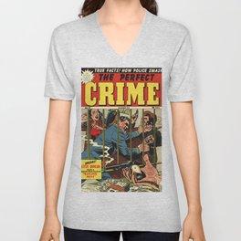 Perfect Crime Unisex V-Neck