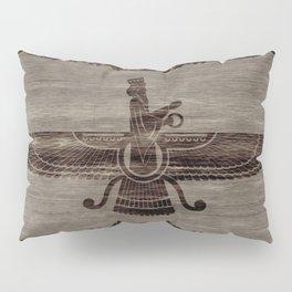 Farohar - faravahar -Fravashi Pillow Sham