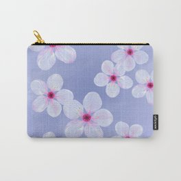 Cherry Blossoms - Painting Carry-All Pouch